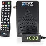 Anadol ADX HD 333 Mini HD HDTV digitaler Multistream Satelliten-Receiver (HDTV,...