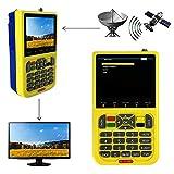 GT MEDIA V8 Satelliten Finder Satfinder Satellitenfinder FTA DVB-S2 TV Signal...