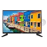 MEDION E12815 69,9 cm (27,5 Zoll) HD Fernseher (HD Triple Tuner, DVB-T2 HD,...