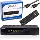 Xaiox Anadol HD 202c + digitaler Full HD Kabel-Receiver [Umstieg Analog auf Digital]...