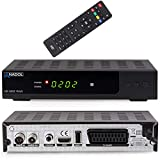 Anadol HD 202c Plus digitaler Full HD 1080p Kabel Receiver [Umstieg Analog auf...