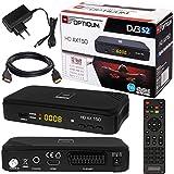 SATELLITEN SAT Receiver  HB DIGITAL DVB-S/S2 Set: Hochwertiger DVB-S/S2 Receiver +...