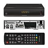 THOMSON THC300 HD Receiver für digitales Kabelfernsehen DVB-C Full HD (HDTV, HDMI,...