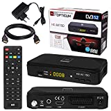 SATELLITEN SAT Receiver  HB DIGITAL DVB-S/S2 Set: Hochwertiger DVB-S/S2 Receiver +...