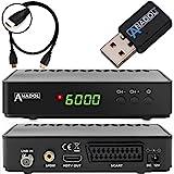 Anadol HD 200 Plus HD HDTV digitaler Satelliten-Receiver (Wifi, HDTV, DVB-S2, HDMI,...