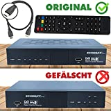 hd-line Echosat 20500 S Digitaler Satelliten HD Receiver (HDTV, DVB-S /DVB-S2, HDMI,...