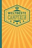 Weltbeste Camperin: blanko Notizbuch   Journal   To Do Liste für Camper und...