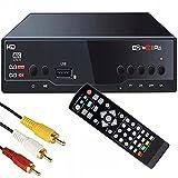 Retoo DVB-T2 Terrestrischer Full HD TV Receiver mit HDMI und Fernbedienung, HDTV...