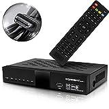 HD LINE HDMI Receiver für Sat - Digitaler Satelliten HD Receiver (HDTV, DVB-S...