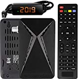 Echosat OM-26100 Mini Sat Receiver -DVB S/S2 Satelliten Receiver ✓Full HD ✓1080 P...