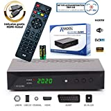 Anadol HD 222 Pro - PVR Aufnahmefunktion, Timeshift, Multimedia - 1080P Digital HDTV...