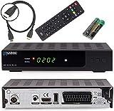 Anadol HD 202c Plus PVR Aufnahmefunktion-Timeshift digitaler Full-HD 1080p...