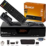 hd-line Bamof 2305 Digital Satelliten Sat Receiver - (HDTV, DVB-S/S2, HDMI, SCART, 2X...