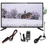 REFLEXION 24 Zoll LED Fernseher Widescreen (60 cm), für Wohnmobile mit DVB-S2/T2/C,...