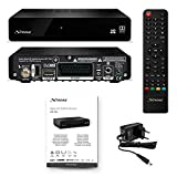 Strong SRT 7006 HD Sat Receiver (DVB-S/S2, Full HD, vorinstallierte Sender, USB...