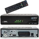 Anadol HD 888 digitaler Sat Receiver mit Aufnahmefunktion für Satelliten TV - PVR,...