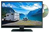 Reflexion LDD1671 39 cm (15,6 Zoll) LED-Fernseher mit DVD-Player, Triple-Tuner und 12...