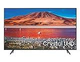 Samsung TU7079 108 cm (43 Zoll) LED Fernseher (Ultra HD, HDR 10+, Triple Tuner, Smart...