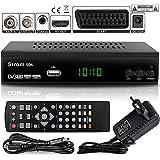 hd-line Strom 506 DVBT-2 Receiver Digital DVBT/T2 Receiver - Kompatibel Home Cinema -...