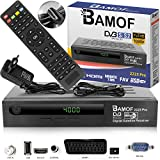 Bamof 2225 PRO Sat Receiver Digitaler Satelliten Receiver- (HDTV, DVB-S /DVB-S2,...