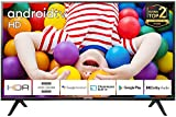 TCL 32ES561 LED Fernseher 80 cm (32 Zoll) Smart TV (HD, Triple Tuner, Android TV,...