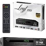 Leyf Sat Receiver PVR Aufnahmefunktion Digitaler Satelliten Receiver- (HDTV, DVB-S...