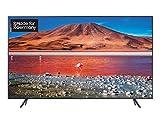 Samsung TU7199 125 cm (50 Zoll) LED Fernseher (Ultra HD, HDR10+, Triple Tuner, Smart...