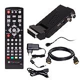 DVB-T/T2 SET: Opticum HD AX Lion Air 2 HEVC DVB-T/T2 Receiver + HDMI Kabel mit...
