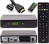 [ Test GUT *] Anadol HD 222 Pro - PVR Aufnahmefunktion, Timeshift, - UNICABLE -...