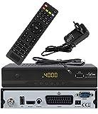 Leyf 2909 New Model Sat Receiver Digitaler Satelliten Receiver- (HDTV, DVB-S /DVB-S2,...
