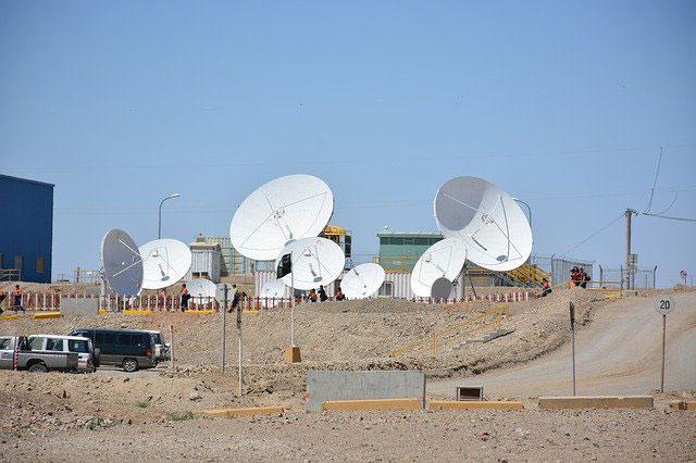 Satellit-Antennen | Foto: Nyamdorj, pixabay.com, Pixabay License