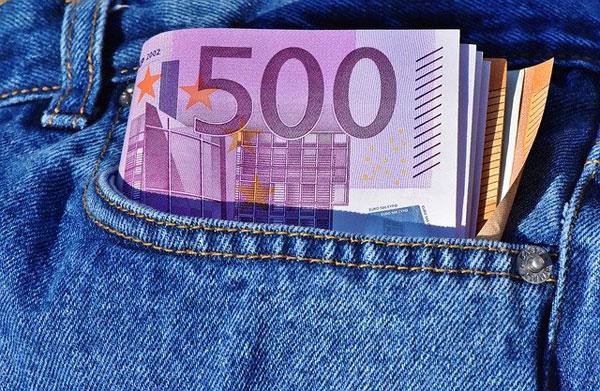 500 Euro Förderung | Foto: Capri23auto, pixabay.com, Pixabay License
